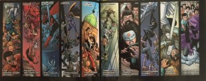 Batman and Robin Eternal 25 Batfamily