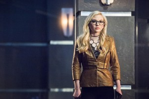 """Arrow -- """"Beacon of Hope"""" -- Image AR417b_0110b.jpg -- Pictured: Emily Kinney as Brie Larvan -- Photo: Dean Buscher/The CW -- © 2016 The CW Network, LLC. All Rights Reserved."""
