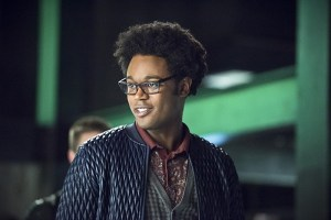 """Arrow -- """"Beacon of Hope"""" -- Image AR417a_0126b.jpg -- Pictured: Echo Kellum as Curtis Holt -- Photo: Dean Buscher/The CW -- © 2016 The CW Network, LLC. All Rights Reserved."""
