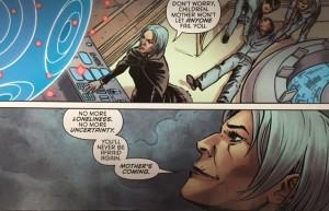 Batman and Robin Eternal 22 Mothers Plan