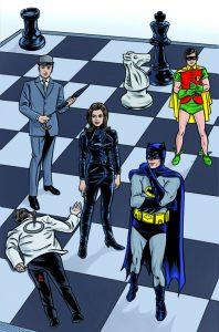 Batman66_SteedPeel #1_Cover