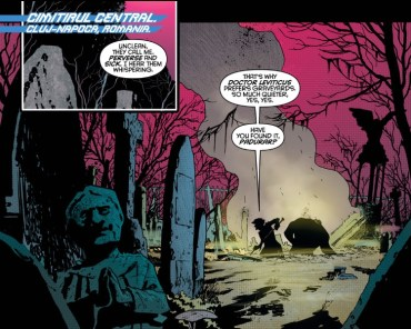 Nightwing 1 Graverobbing 1
