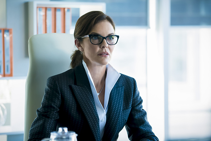 """The Flash -- """"Monster"""" -- Image FLA305b_0131b2.jpg -- Pictured: Susan Walters as Dr. Tannhauser -- Photo: Katie Yu/The CW -- © 2016 The CW Network, LLC. All rights reserved."""