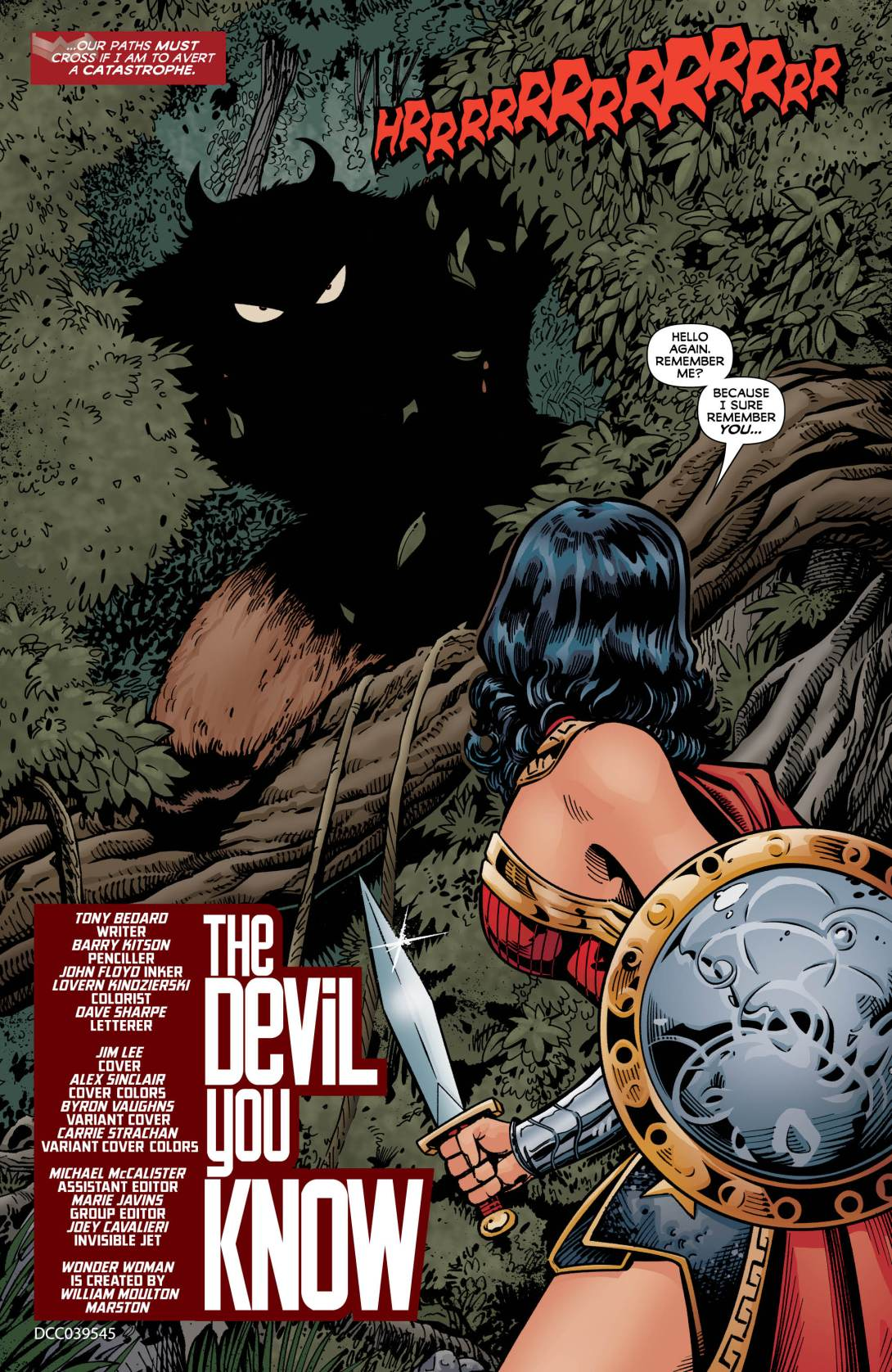 Wonder Woman Taz 2 - DC Comics News