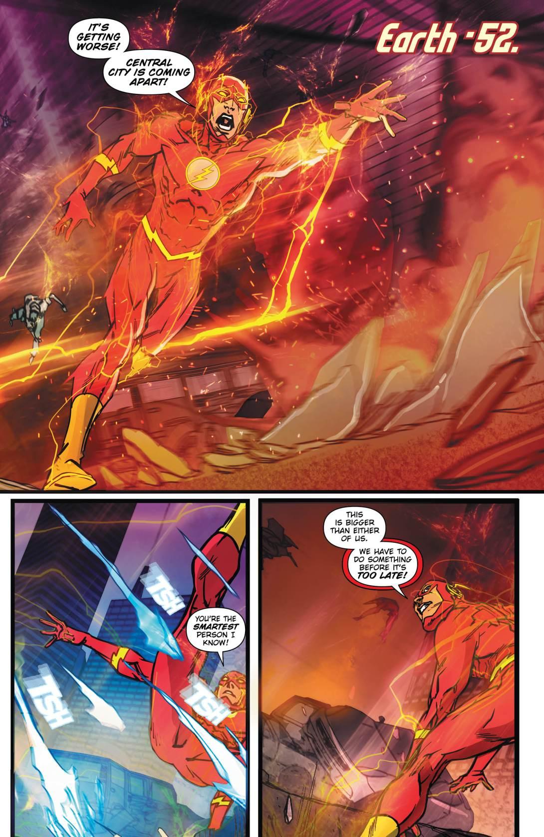 Red Death 3 - DC Comics News