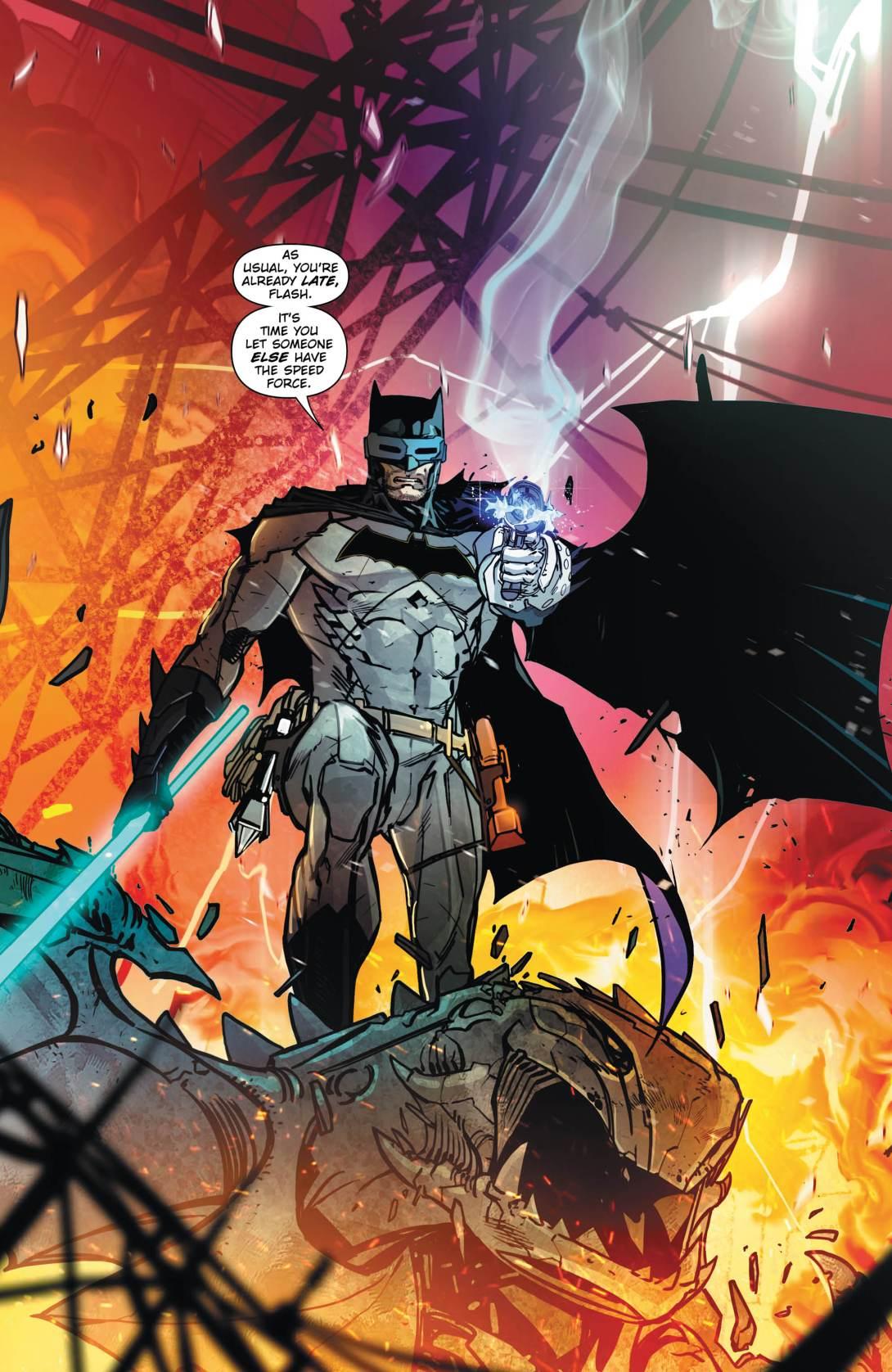Red Death 4 - DC Comics News