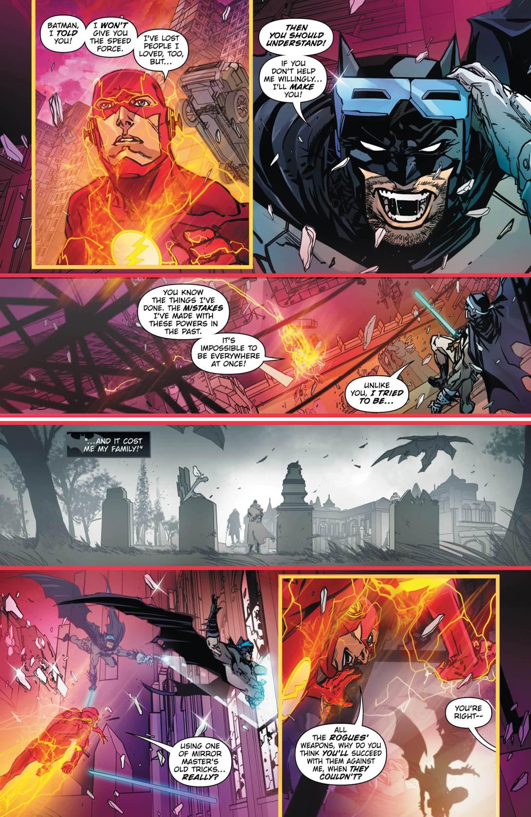 Red Death 5 - DC Comics News