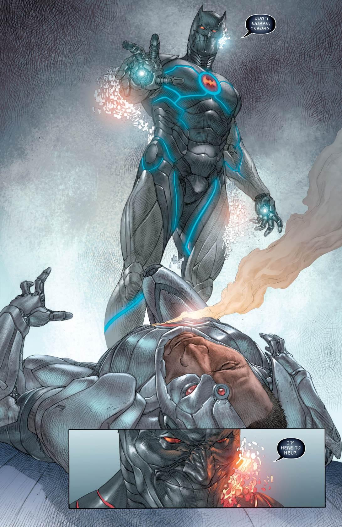 Batman Murder Machine 4 - DC Comics News