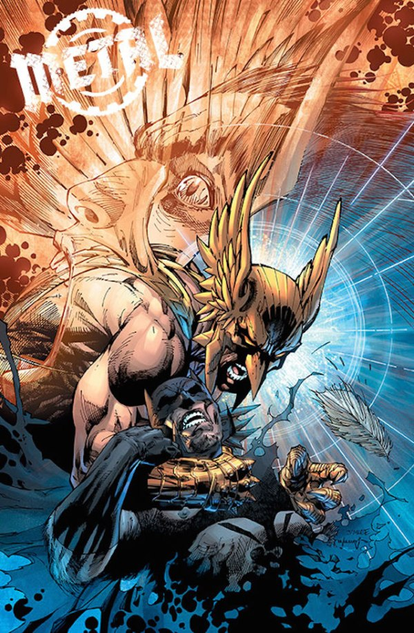 Hawkman Found - DC Comics News