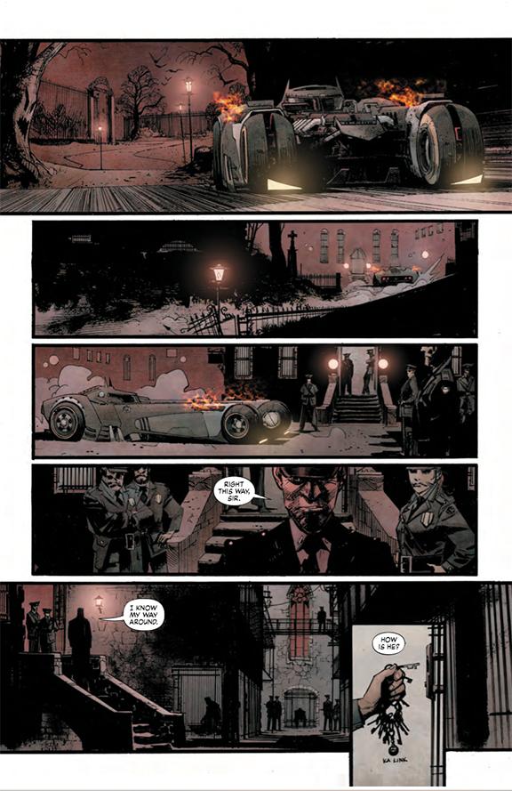 Batman White Knight 2 - DC Comics News