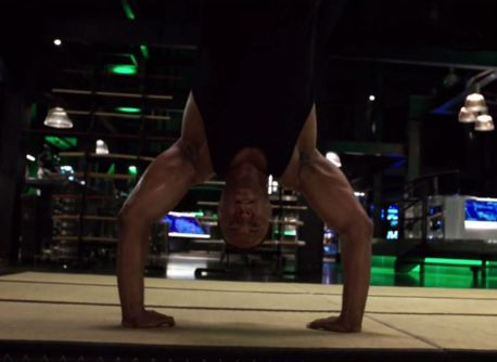 Upside-Down-Push-Ups-John-Diggle dc comics news