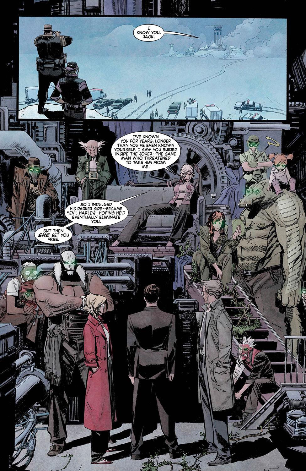 Batman White Knight 7_4 - DC Comics News