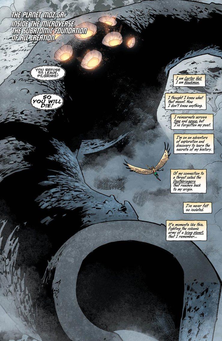 Hawkman 6_1 - DC Comics News
