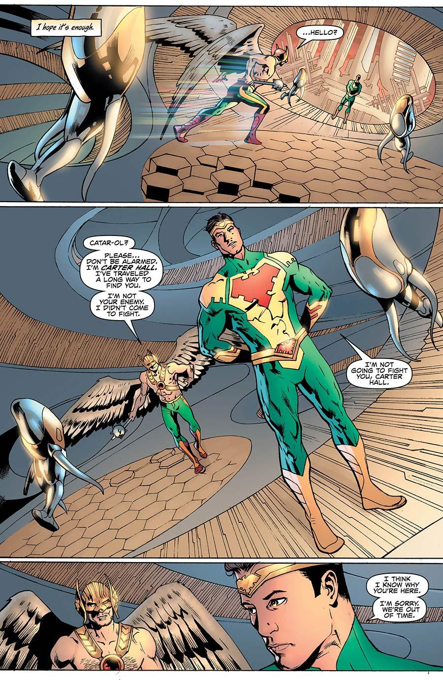 Hawkman_8_3 - DC Comics News