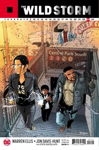 Wild Storm 23 cover