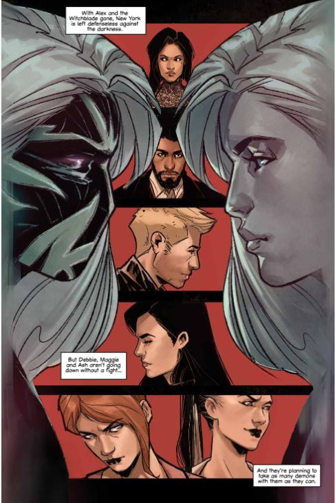 Witchblade 14 issue