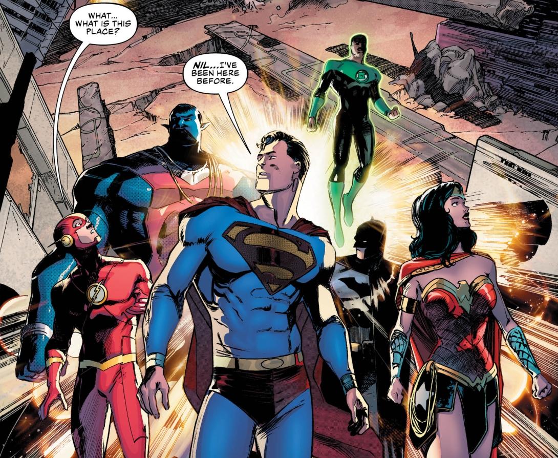 Justice League #27