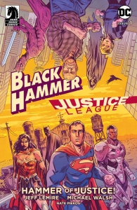 Hammer of Justice #1