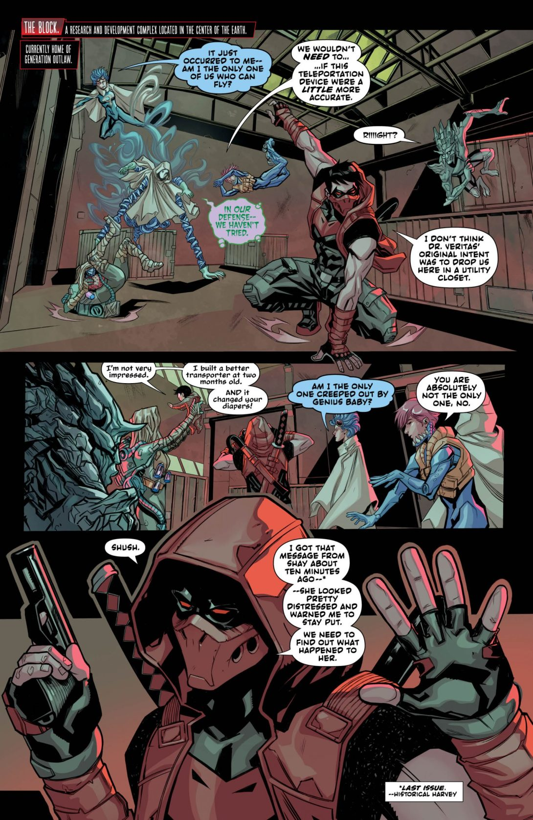 Red Hood Outlaw 40