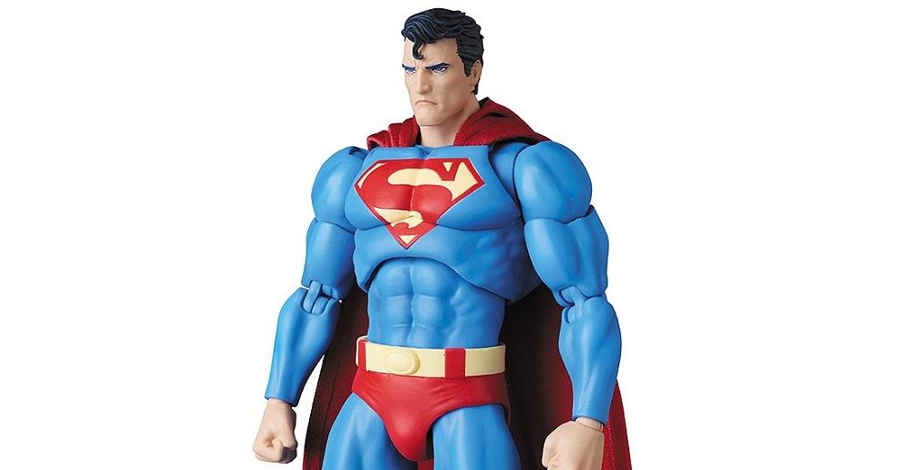 New Superman Hush