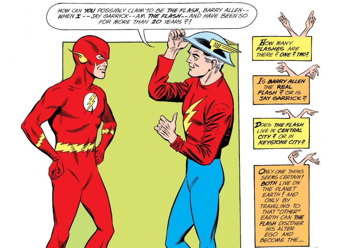 The Flash #123 Facsimile