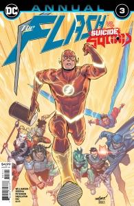 The Flash Annual #3