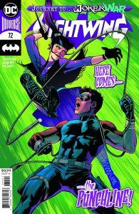 Nightwing #72