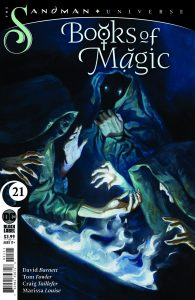 Books of Magic #21
