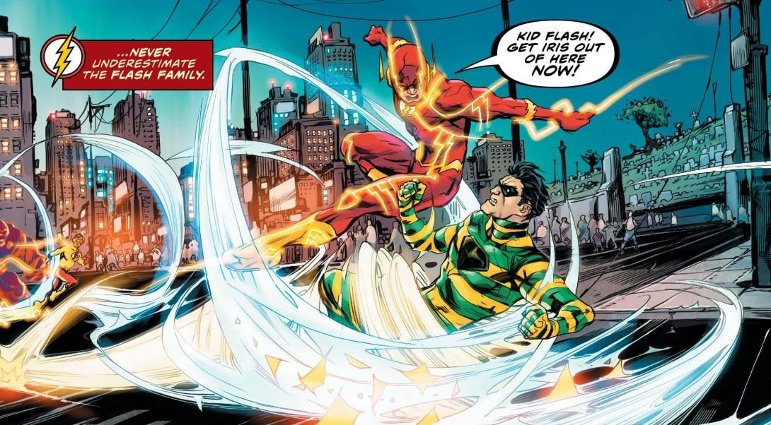 The Flash #761