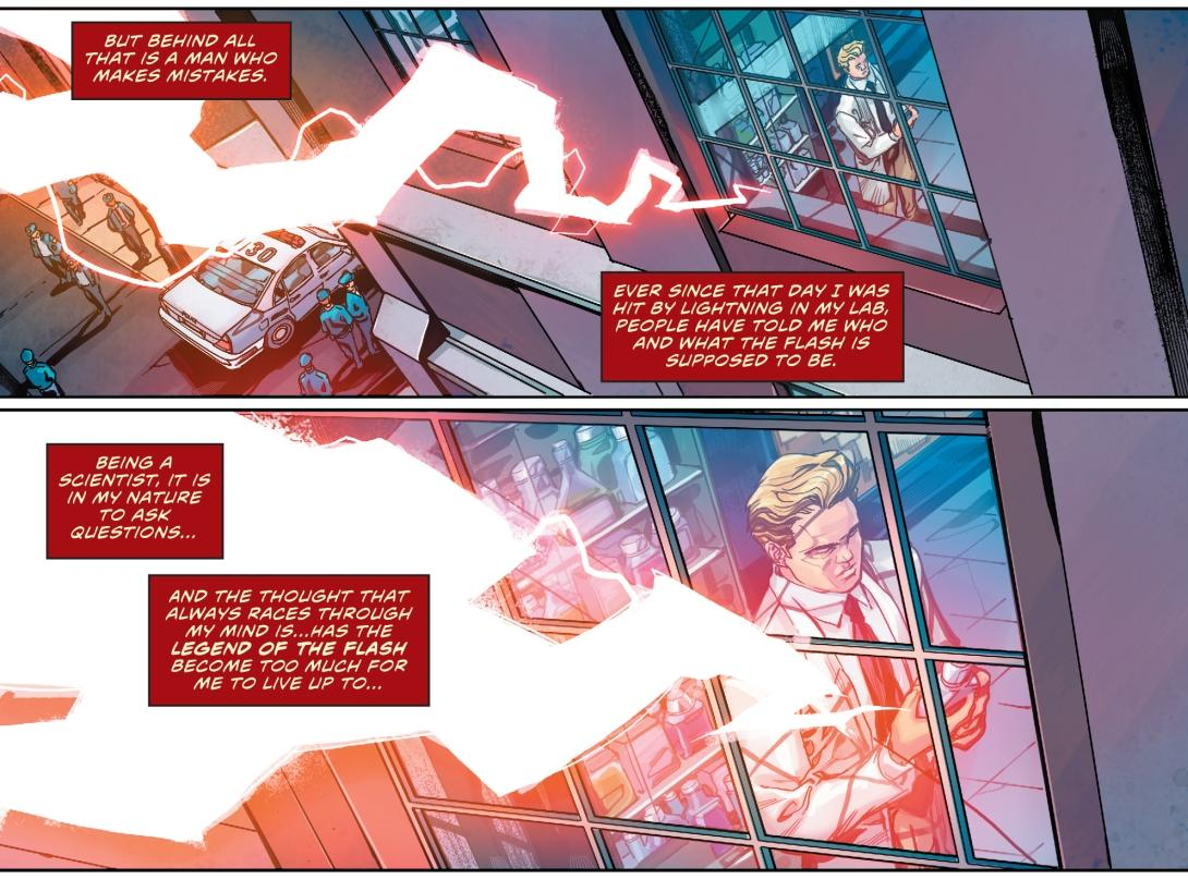 The Flash #762