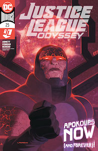 Review: Justice League Odyssey #25-Apokolips-Now