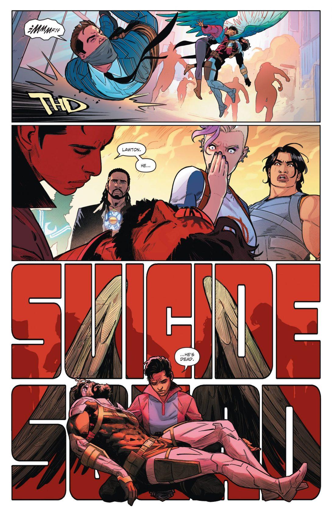 Suicide Squad #10