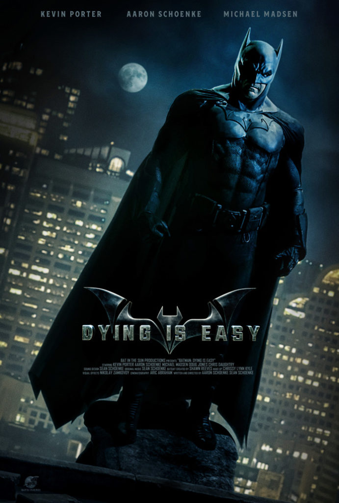 Batman Dying is Easy Poster DC Comics News