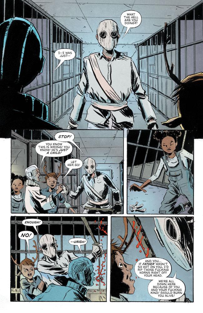 Father's-Guard-Attacks-Nanny-Tu-And-Threatens-Gus-DC-Comics-News-Reviews