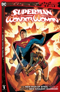 Future State: Superman/Wonder Woman #1 - DC Comics News