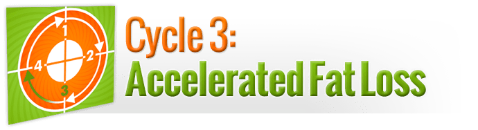 Cycle 3: Accelerated Fat Loss