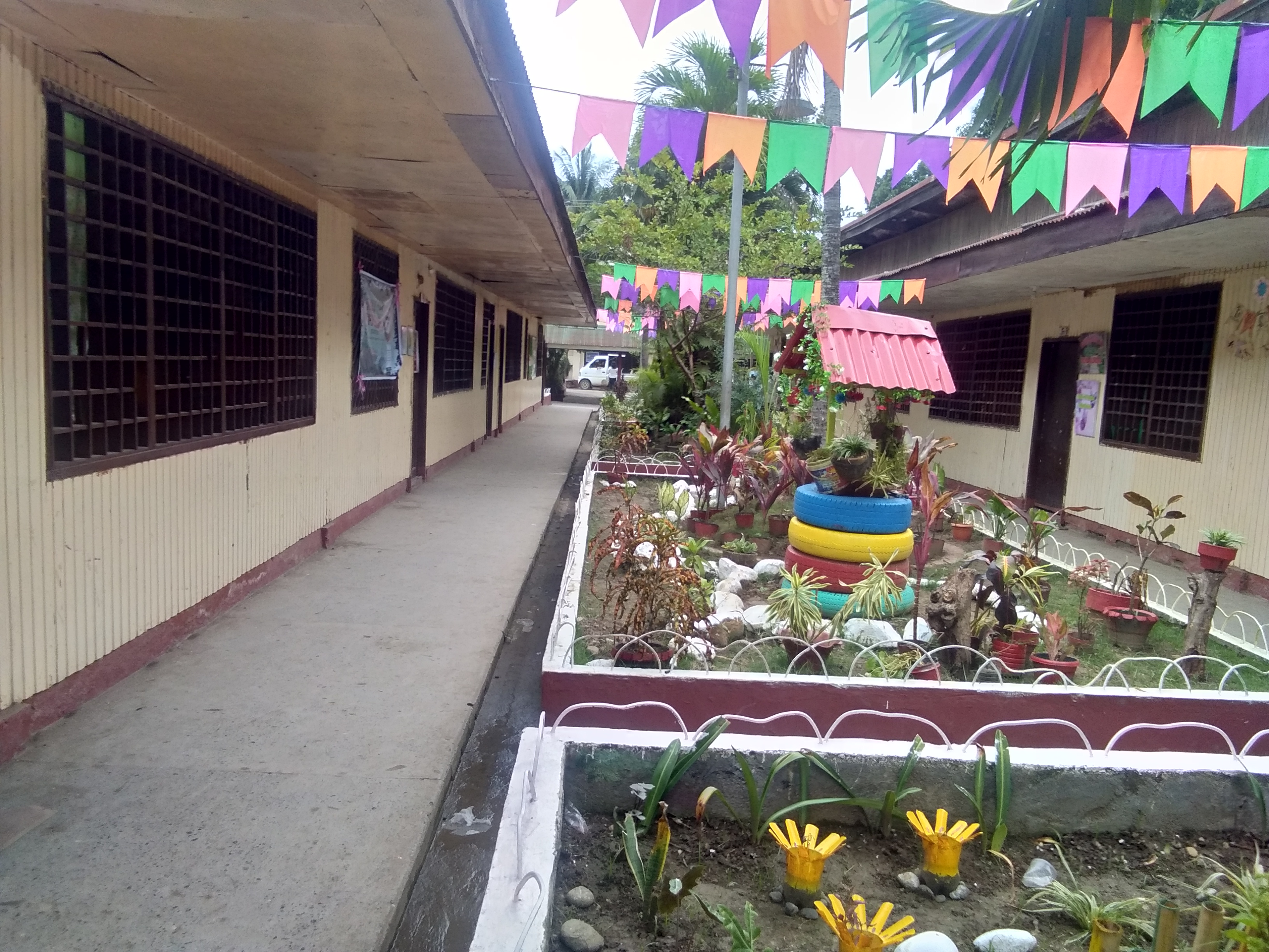 Junior High School Davao City National High School