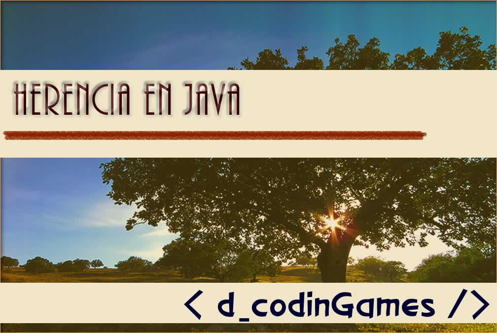 dCodinGames - Herencia en Java