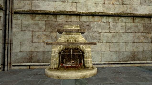 cheminée en pierre 1