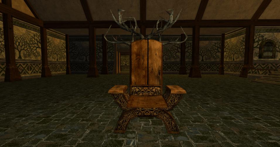 chaise fantaisie des R4