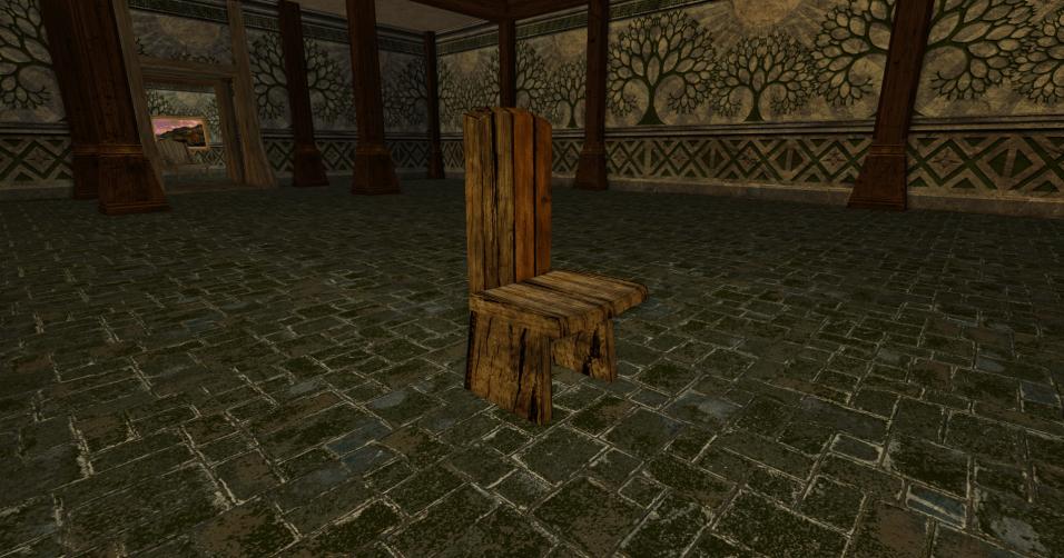 chaise simple des r4