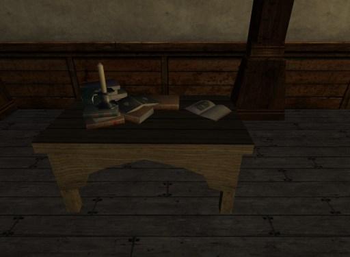 Petit bureau d'Intellectuel