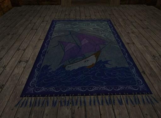 Petit Tapis Haute Mer