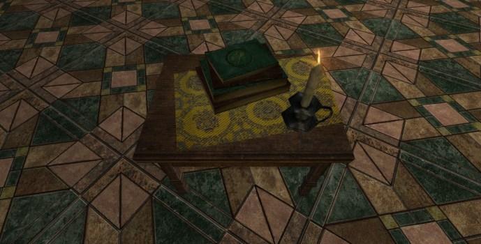 Grande pile de livres elfiques
