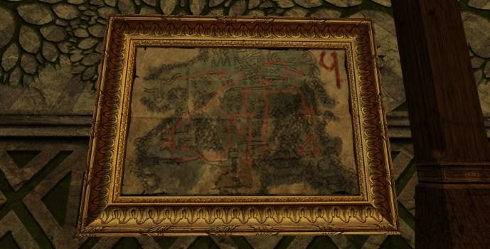 Grande carte de Bingo dans la Moria, par Ketill