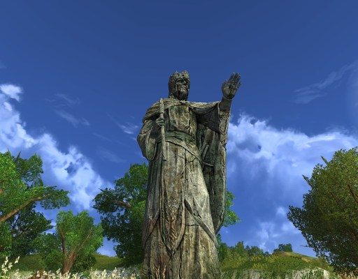 Statue d'Anarion