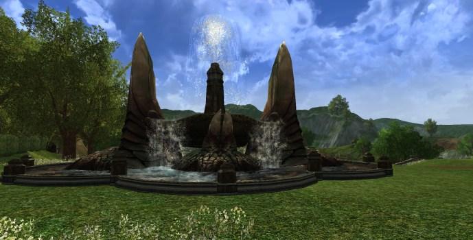 Fontaine de Dol Amroth