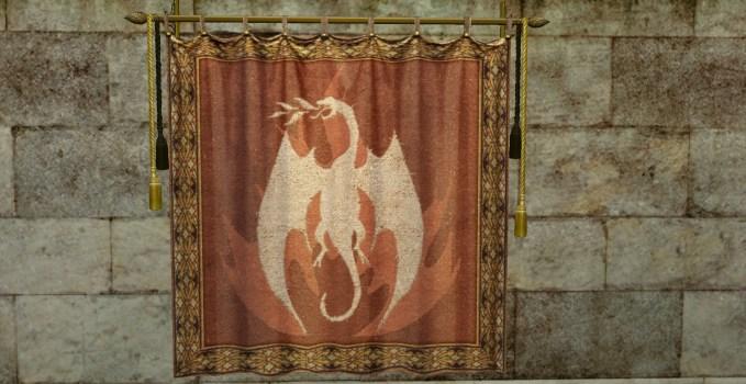 Tapisserie du grand dragon