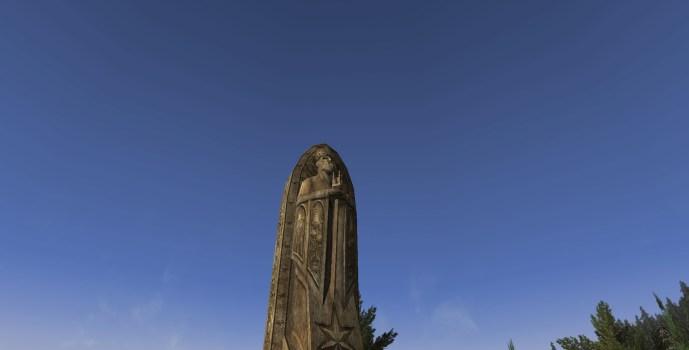 Statue: Effigie de Roi
