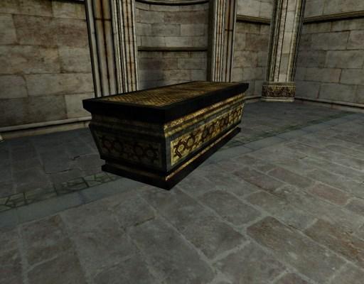 Table-Coffre du Gondor